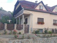 Casă de oaspeți Hășmaș, Casa Muskátli