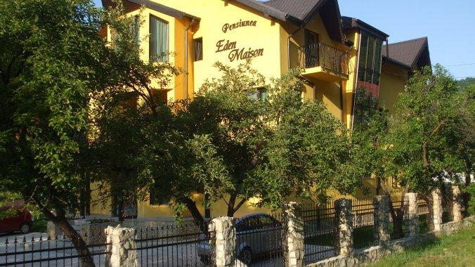 Eden Maison Panzió Slănic Moldova