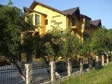 Pensiune Viișoara (Todirești), Pensiunea Eden Maison