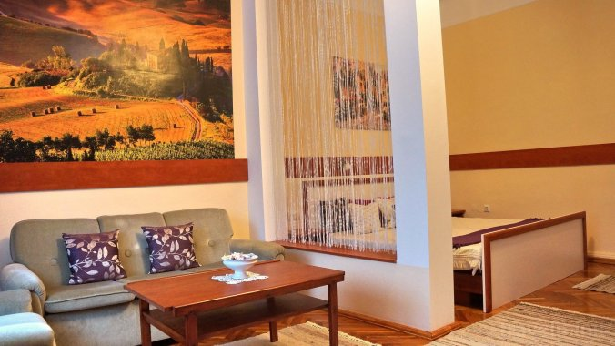Hajnal Apartment Gyula