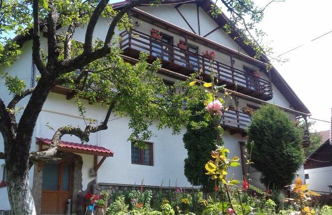 Casa Albă Vendégház Simon