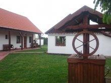 Casă de oaspeți Mándok, Casa de oaspeți Szenkeparti