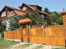 Casă de oaspeți Șerbești, Pensiunea Kozma