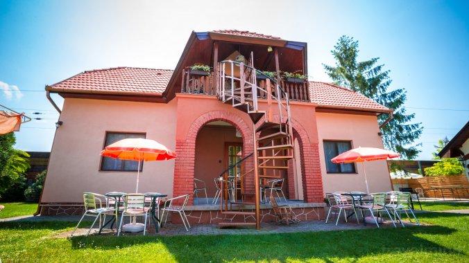 Banfine Apartment Balatonboglar