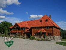 Accommodation Izvoru Mureșului, Honor Villa