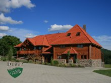 Panzió Bikafalva (Tăureni), Honor Villa