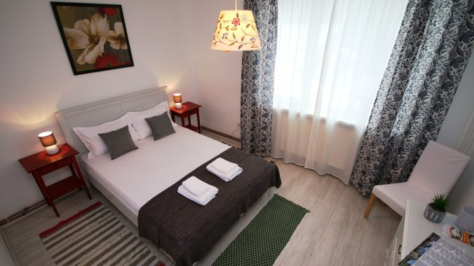Confort Universitate Apartman Temesvár