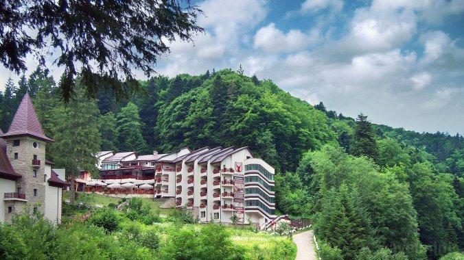 Hotel Dobru Slănic Moldova