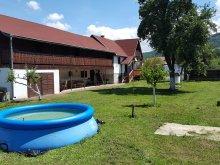 Cazare Bisericani, Cabana Amazon