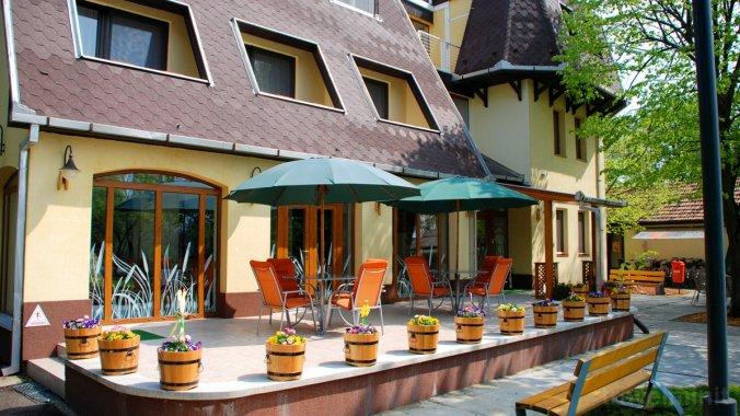 Flóra Hotel Orosháza
