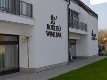 Hotel Tiszamogyorós, Hotel Median