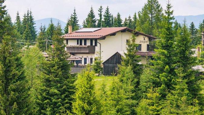 Vis Alpin Panzió Jósikafalva