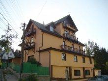 Vilă Comuna Siriu (Siriu), Vila Ialomicioara