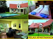 Accommodation Csáfordjánosfa, Relax Apartment