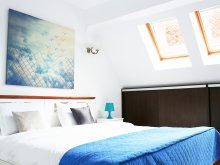 Apartment Lerești, Charming Fireplace Apartment
