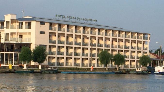 Delta Palace Hotel Sulina