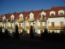 Apartament Zalaújlak, Apartament Irisz