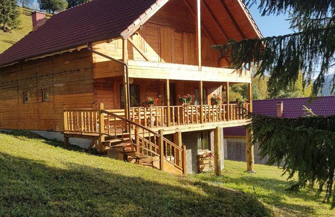 Casa de oaspeți Clopoṭel Bolovăniș