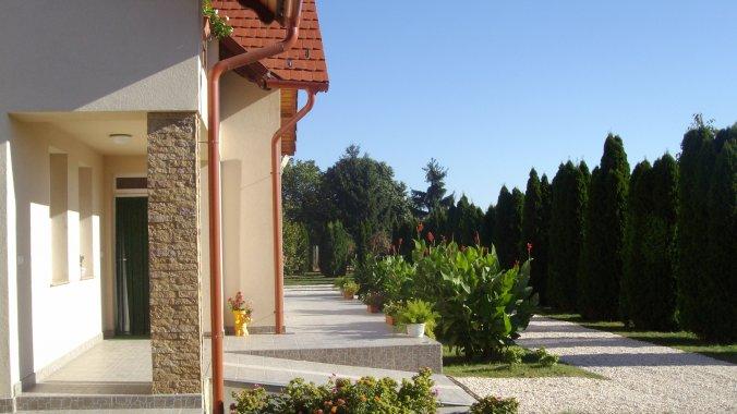 Casa de oaspeți Somodi Cserkeszőlő