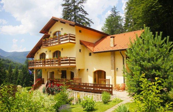 Casa Anca Guesthouse Timișu de Jos