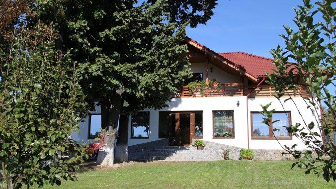 La Casa Boierului Panzió Steic