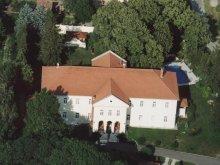Cazare Szentkozmadombja, Castelul Misefa