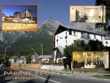 Accommodation Câmpulung, Travelminit Voucher, Pârâul Rece Hotel
