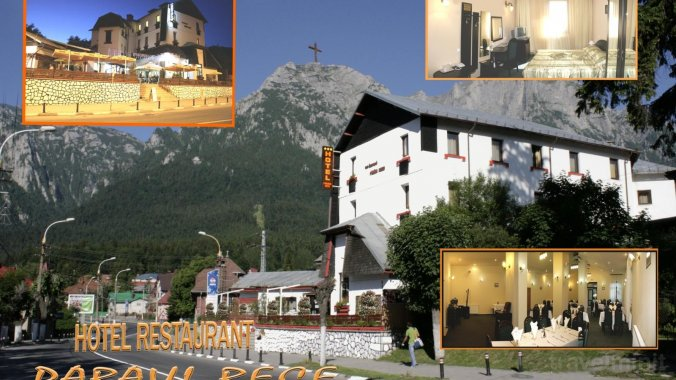 Hotel Pârâul Rece Bușteni