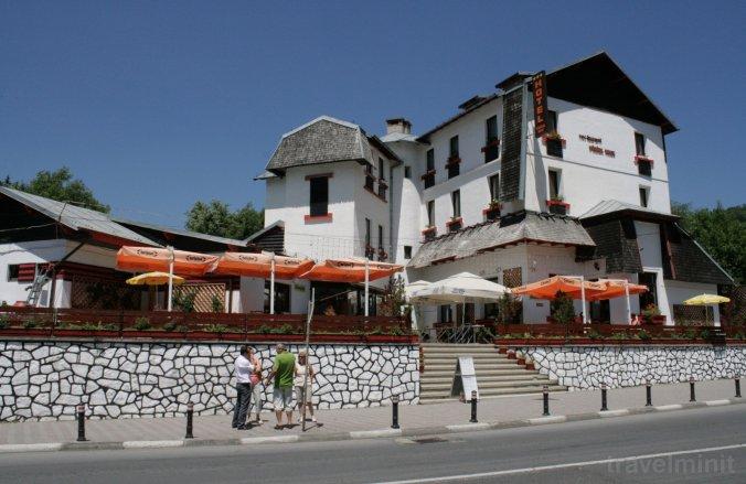 Pârâul Rece Hotel Bușteni