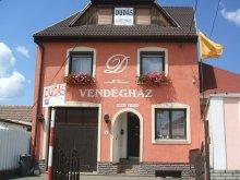 Apartament Egerbakta, Casa de oaspeți Dudás