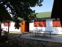 Cazare Tiszakeszi, Casa de oaspeți Dízel