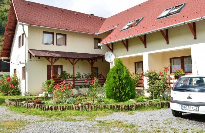 Bagolyvár Guesthouse Lunca de Sus