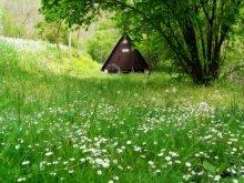 Pachet Mezőnyárád, Camping Vár