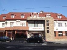 Szállás Cetariu, Melody Hotel
