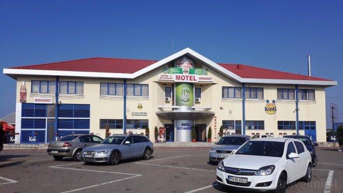 KM6 Motel Blejoi