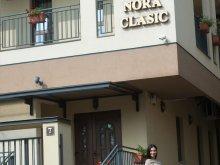 Travelminit szállások, Nora Clasic Panzió