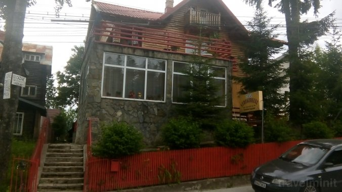 Strugurel Guesthouse Predeal