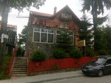Vilă Lăzărești (Schitu Golești), Casa Strugurel