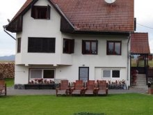 Accommodation Karcfalva (Cârța), Fészek Guesthouse