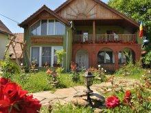 Panzió Sövénység (Fișer), Poveste în Transilvania Panzió