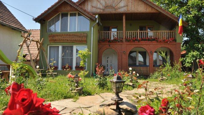 Poveste în Transilvania Panzió Fehéregyháza