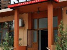 Cazare Scărlătești, Hotel Rebis