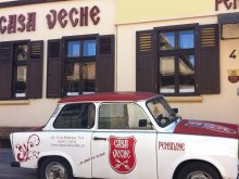 Panzió Nagyszeben (Sibiu), Casa Veche Panzió