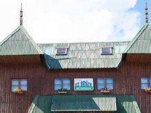 Cabană Harghita-Băi, Cabana Uz Bence