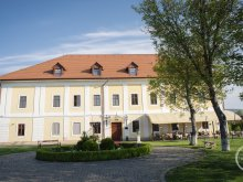 Accommodation Alecuș, Castle Haller