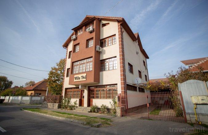 Tei Villa Zsilvásárhely
