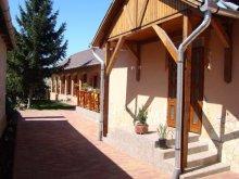 Pachet Mályi, Casa de vacanță Tímea
