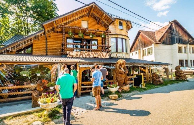 Taverna Ceahlau Hotel Durău