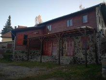 Accommodation Sânsimion, Hargita Off Road Land Calet