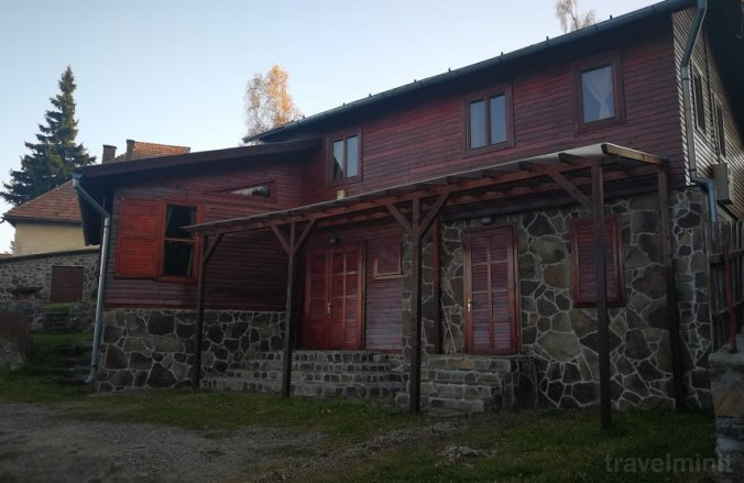 Cabana Hargita Off Road Land Harghita-Băi
